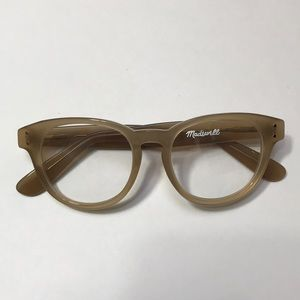 128ef2ab2f Madewell clear Glasses (not prescription)